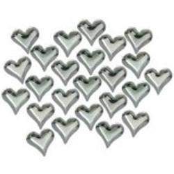 Bügelnieten Herzen