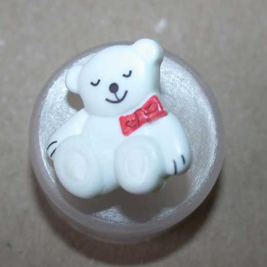 Knopf Kunststoff - 19 mm