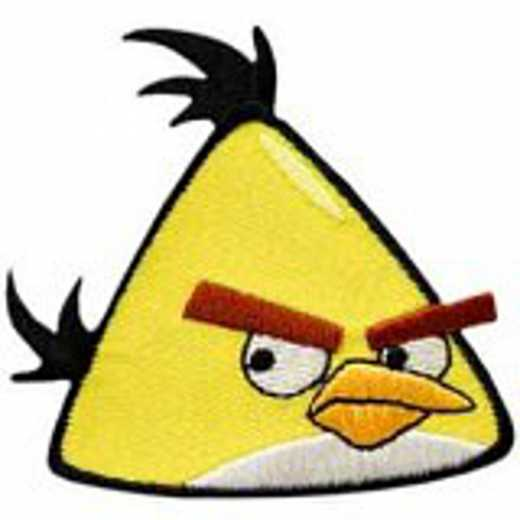 Applique Angry Birds© - Motive 3