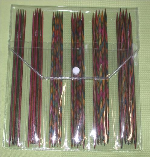 Knit Pro Nadelspiele Set Symfonieholz 20 cm