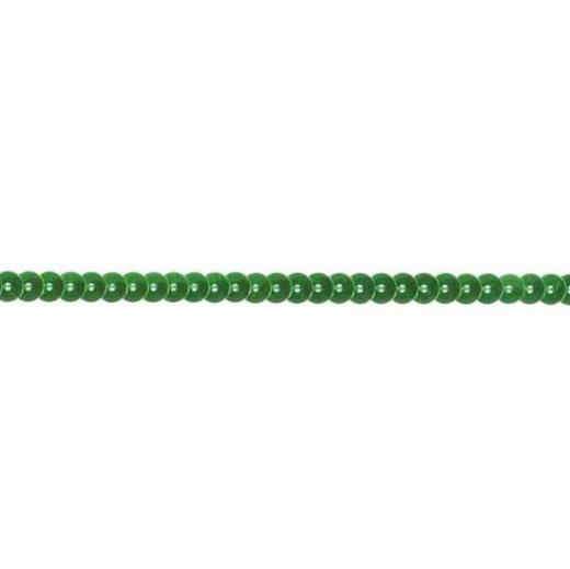 Pailettenborte einfach - grün