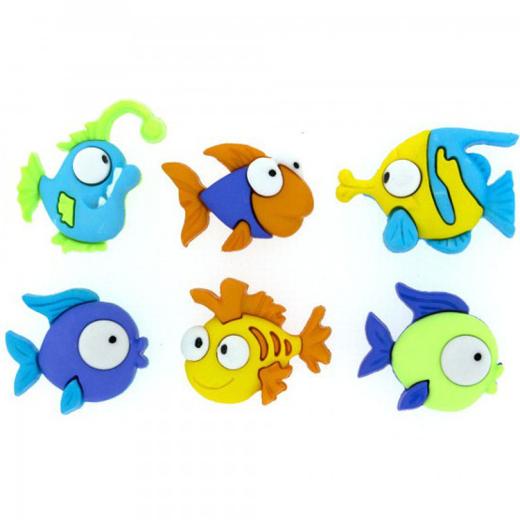 Dress It Up - Lustige Fische
