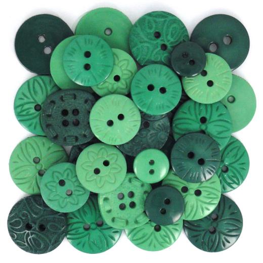 Dress It Up - Color Me Green