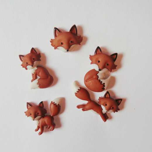 Dress It Up - Foxes
