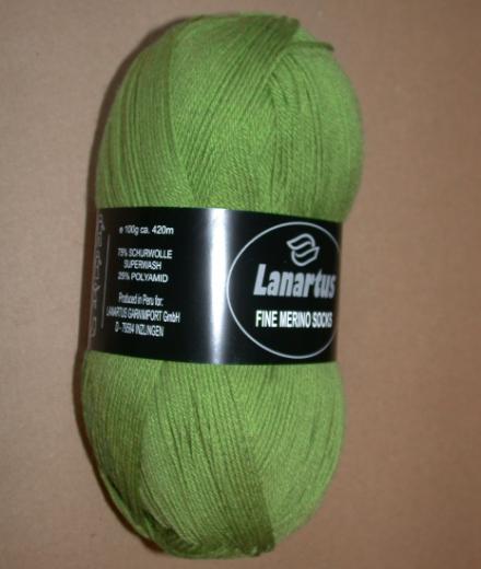 Lanartus Fine Merino Socks 1330