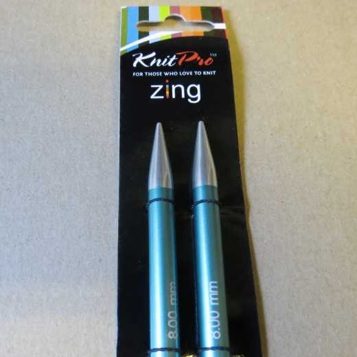 Knit Pro Tips Zing 8,0 (US 11)