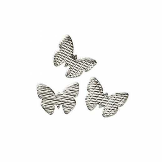 Nailheads Butterflies - striped