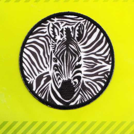 Applikation Wildlife Zebra