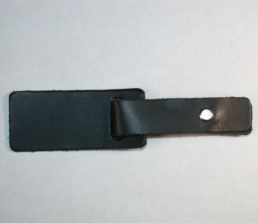 Basic Leather Clasp