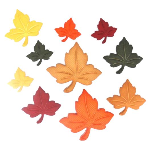 Dress It Up - Autumn Leaves