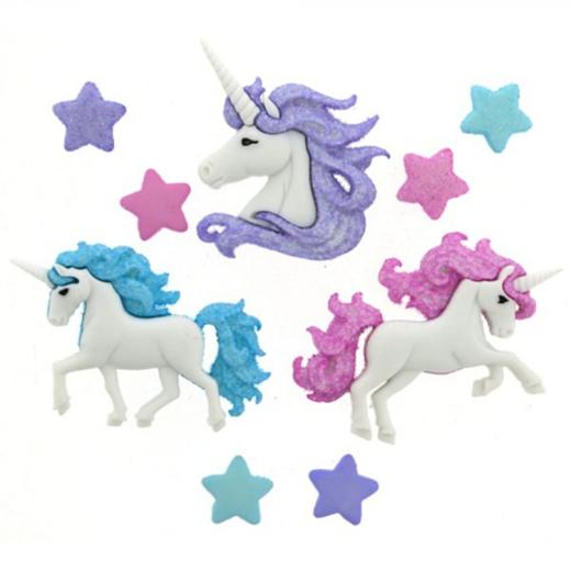 Dress It Up - Magical Unicorns