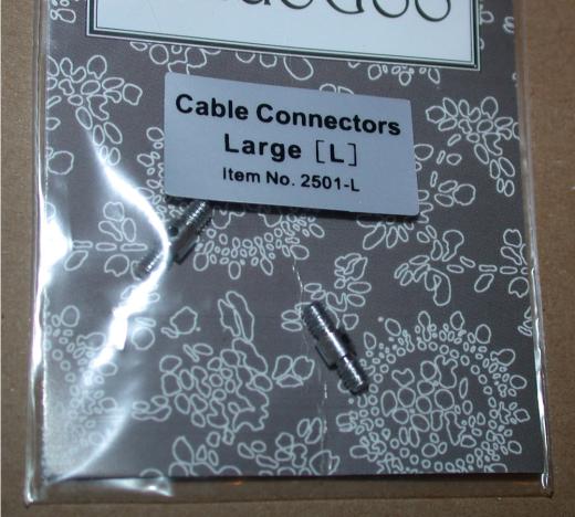 ChiaoGoo Cable Connectors M