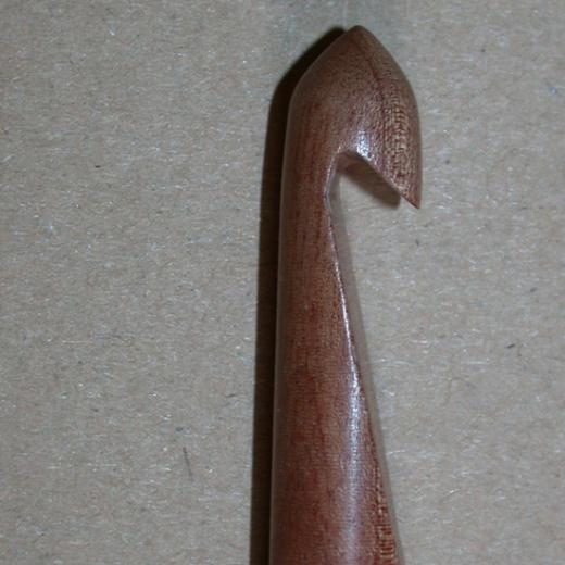 Surina Doppel-Häkelnadel 38 cm - 9,0