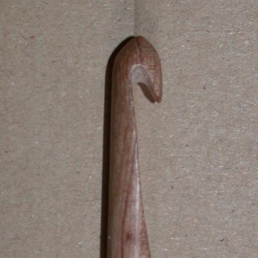Surina Doppel-Häkelnadel 25 cm - 5,0