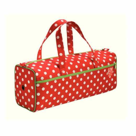 Prym Bag Polka Dots - red/white
