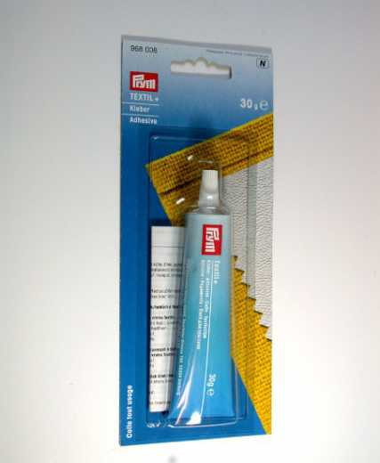 Prym Textile Glue - 30 ml