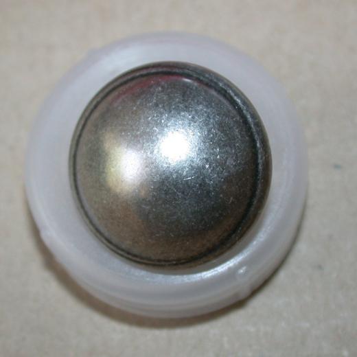 Knopf Metall - 20 mm