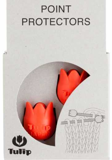 Tulip Point Protectors Large - orange