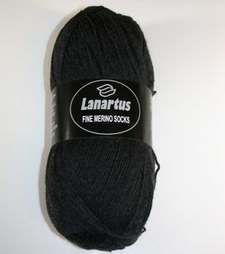 Lanartus Fine Merino Socks 404