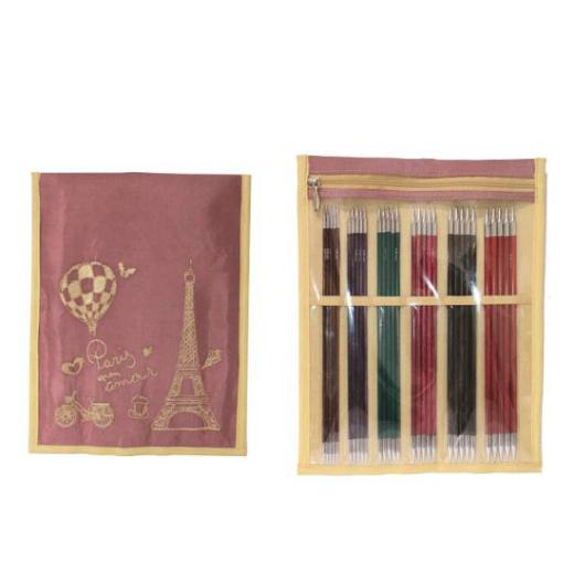 Knit Pro Nadelspiele Set Royalé 20 cm