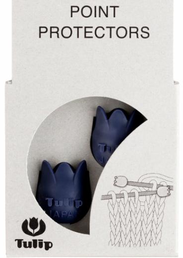 Tulip Maschenstopper Tulpe groß - dkl.blau