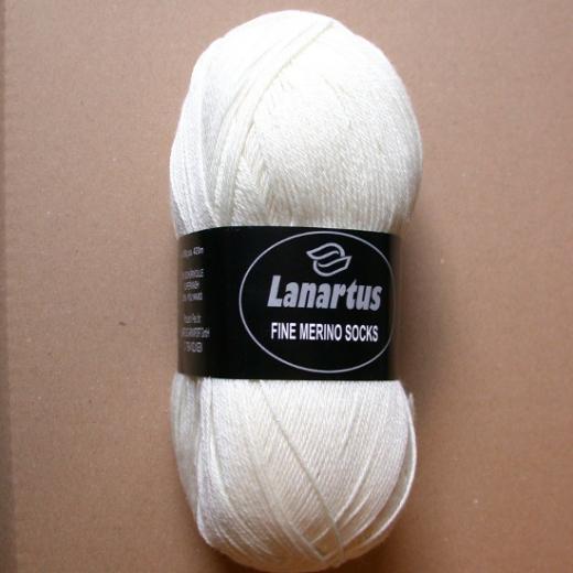 Lanartus Fine Merino Socks 100