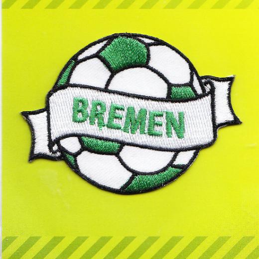 Applique Soccer Team Bremen