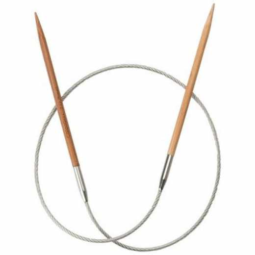 ChiaoGoo Rundstricknadel Bambus 3,0 - 23 cm