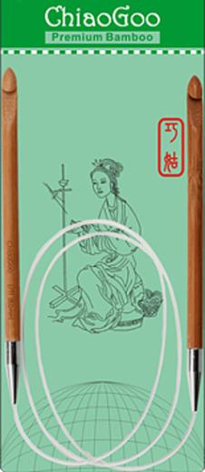 ChiaoGoo Rundhäkelnadeln 4,0 - 80 cm