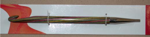 Knit Pro Interchangeable Crochet Hook Symfonie 6,5 mm (US K-10.5)