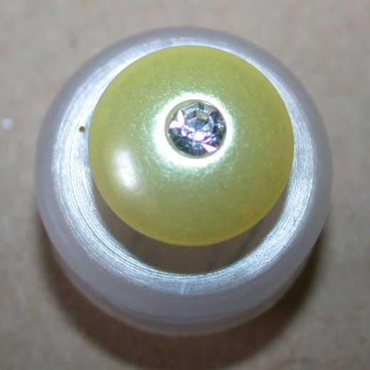 Knopf Kunststoff - 12 mm