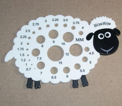 HiyaHiya Needle Gauge Sheep