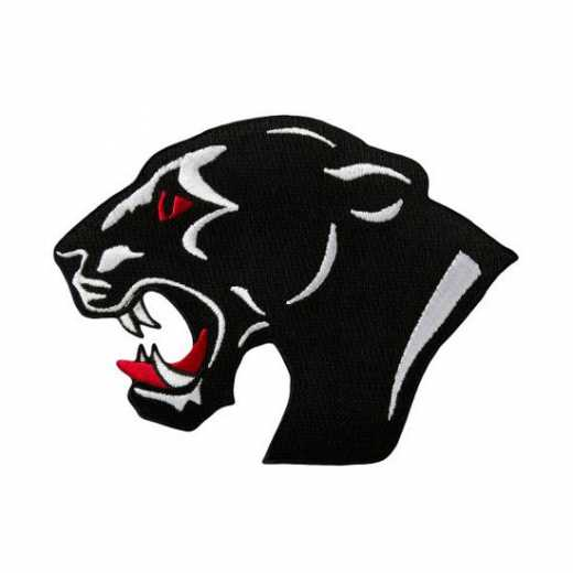 Applique Panther Head - small