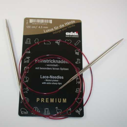 addi Rundstricknadel Lace 3,25 - 40 cm