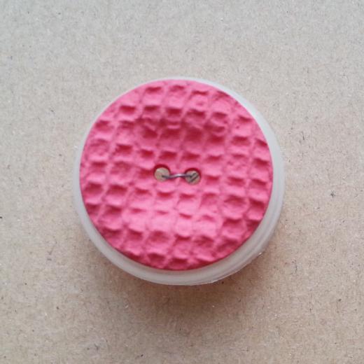 Knopf Kunststoff - 28 mm