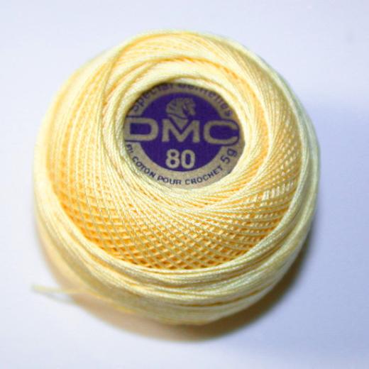 DMC Spitzenhäkelgarn - 745