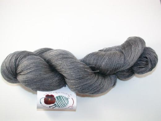 HPKY Merino Tencel Lace - Silver