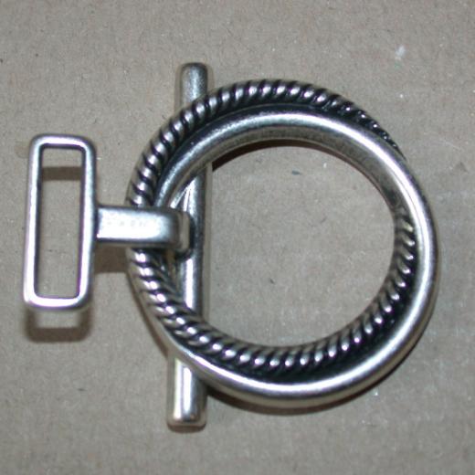 Knebelverschluss Metall 50 mm
