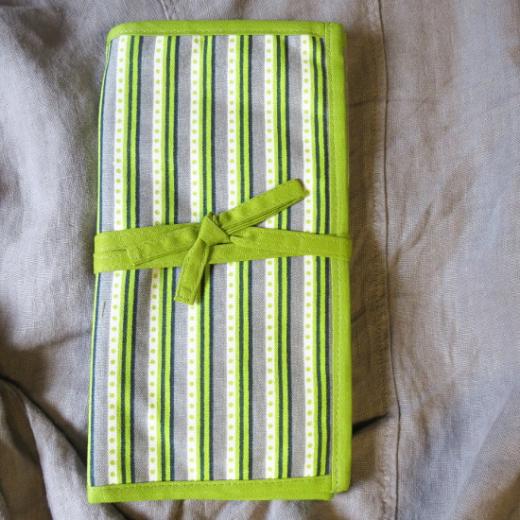 Knit Pro Greenery Bag for Fixed Circulars