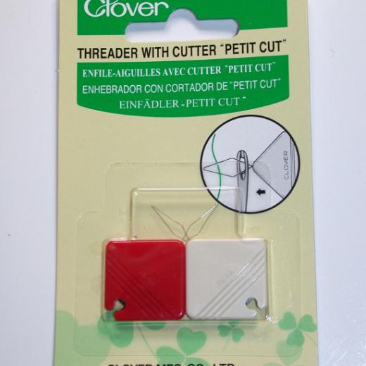 Clover Einfädler Petit Cut