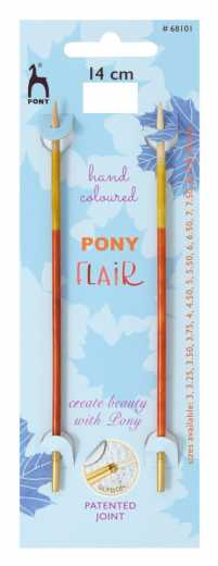 PONY Tips FLAIR 3.5 (US 4)