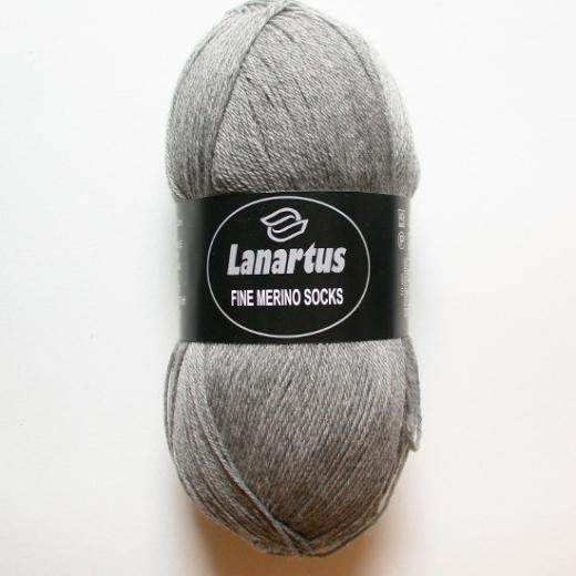 Lanartus Fine Merino Socks 401
