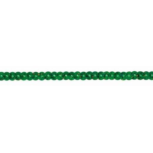 Pailettenborte irisierend - grün