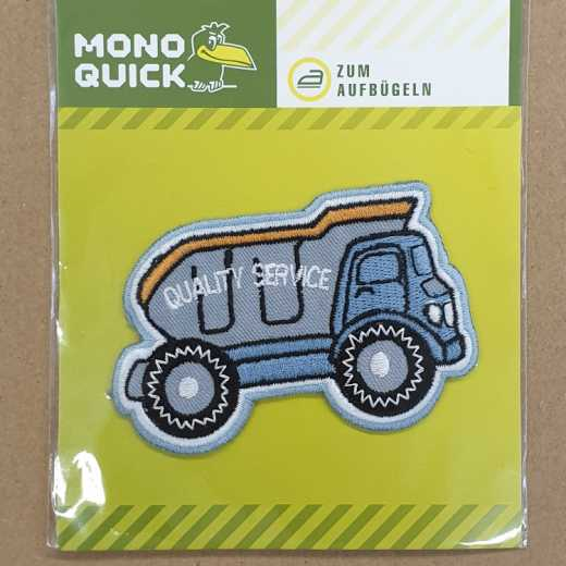 Applique Tractor - green