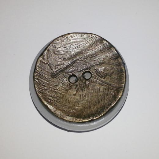 Knopf Kunststoff - 40 mm