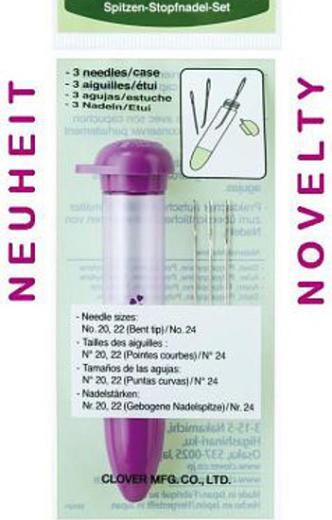 Clover Lace Darning Needle Set