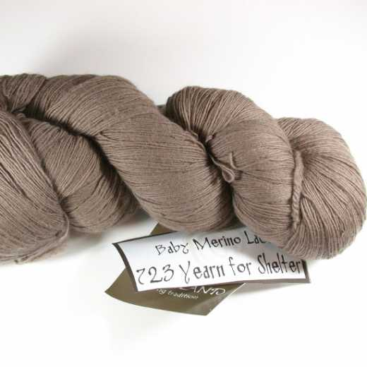 Baby Merino Lace - Yearn of Shelter 723