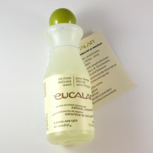 Eucalan 100 ml - Eucalyptus