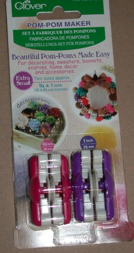 Clover Pompom Maker - small