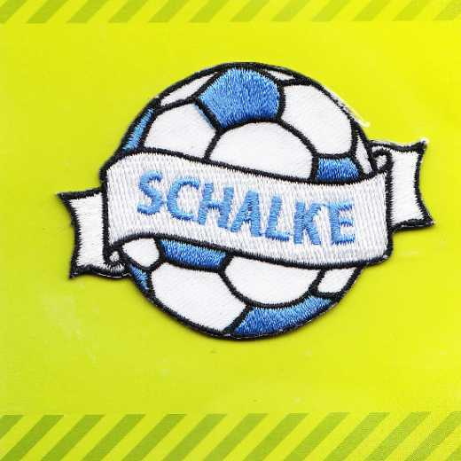 Applikation Fußballverein Schalke